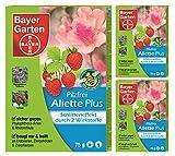 Oleanderhof Sparset: 3 x BAYER GARTEN Pilzfrei Aliette Plus, 75 g + gratis Oleanderhof Flyer