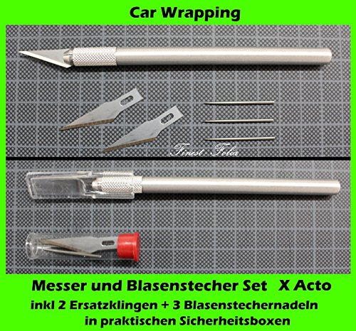 x-acto-car-wrapping-skalpell-3x-messer-3x-blasenstecher-folie-folienmesser