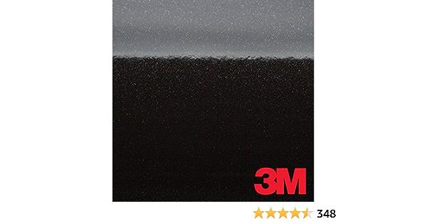 3m 1080 G212 Gloss Black Metallic 5ft X 12ft 60 Sq Ft Car Wrap Vinyl Film Auto