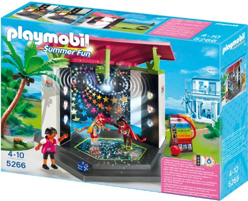 PLAYMOBIL 5266 - Kids Club Disco