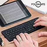 Teclado Bluetooth Plegable Foldabits