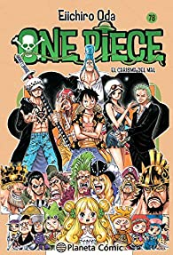 One Piece nº 78 par Oda