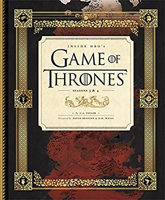 Inside HBO's Game of Thrones II: Seasons 3 & 4 (Games of Thrones)