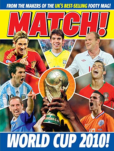 Match World Cup: From the Makers of the UK's Biggest & Best Football Magazine por Match
