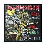 Iron Maiden - Killers [Patch/Aufnäher, Gewebt] [SP2561]