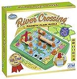 Ravensburger 76349ThinkFun River Crossing Parte