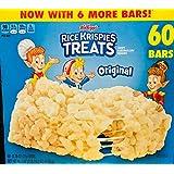 Rice Krispies Treats, Original Marshmallow, 0.78oz Pack, 54 per Carton, Sold