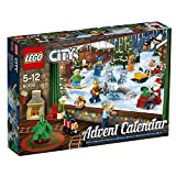 Lego City- Calendario dell'Avvento, Multicolore, 60155