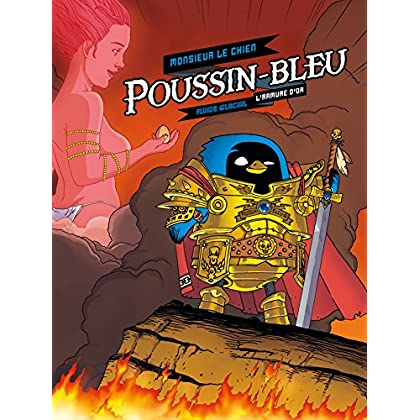 Poussin-Bleu - Tome 01 - L'Armure d'or