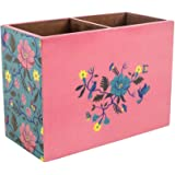 Chumbak Tranquil Waters Utility Holder  Pink