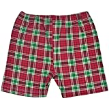 Rute Scottish Checks Knit Shorts