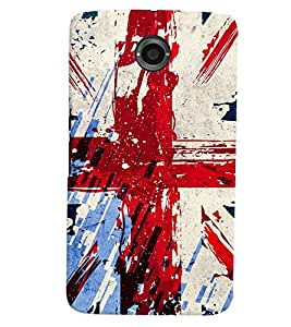 GADGET LOOKS PRINTED BACK COVER FOR Google Nexus 6 MULTICOLOR