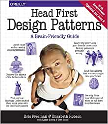 Head First Design Patterns Amazon Uk