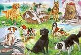 Gibsons Puzzle, Hundemotiv, 500Teile