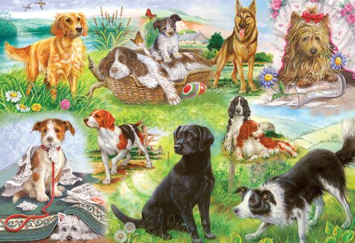 gibsons-wagging-tails-jigsaw-puzzle-500-pieces