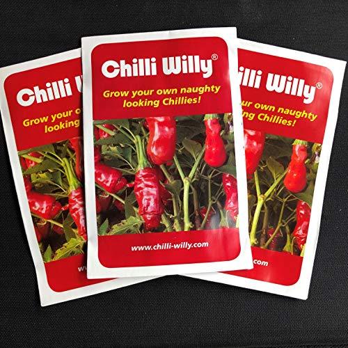 Der Chili Willy - Chilischoten die wie Penisse aussehen!