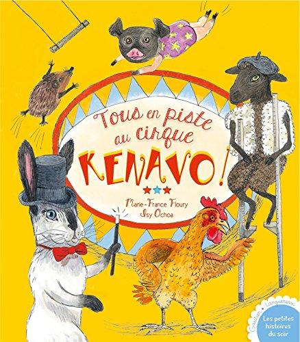 Tous en piste au cirque Kenavo !
