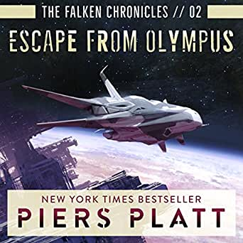 Escape from Olympus: The Falken Chronicles, Book 2 (Audio