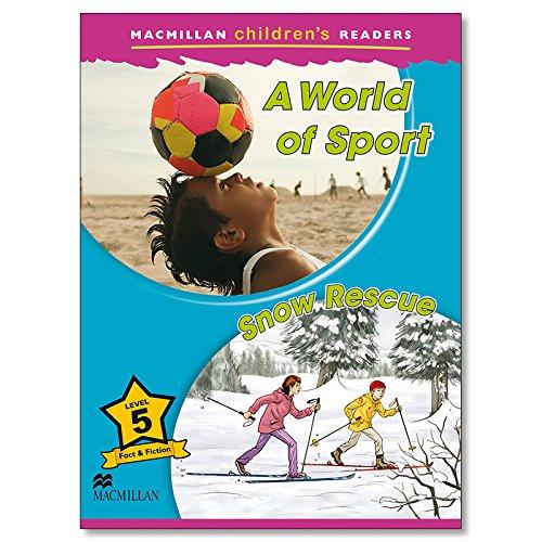 MCHR 5 A World of Sport (Macmillan Children's Readers) - 9780230460423 por P. Mason