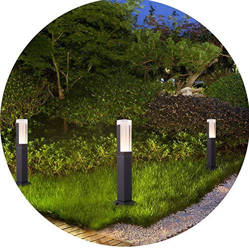 Topmo-plus Lámpara de jardín / Poste de Exterior iluminación / 7W Puri...