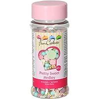 FunCakes Sprinkle Medley, Pretty Sweet, 65G - 60 Gr