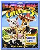 Beverly Hills Chihuahua 3 [Blu-ray] [Import anglais]