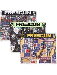 Freegun X3, Boxer Garçon, (lot de 3)