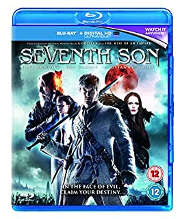 Seventh Son [Blu-ray + UV Copy] [2014]