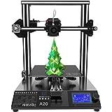 GIANTARM Nuova Geeetech A20 Stampante 3D.Volume di Stampa: 255 * 255 * 255 mm, Ripristino Mancanza Alimentazione, Supporto in