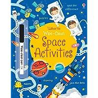 Wipe-Clean Space Activities (Wipe-Clean Activities)