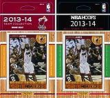 NBA Miami Heat Licensed 2013-14 Hoops Te...