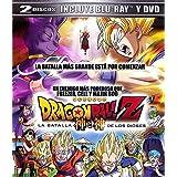 Dragon Ball Z: Battle of Gods - Dragon Ball Z la Batalla de los Dioses Blu-Ray Region A y DVD Region 1 y 4 NTSC en Español Latino