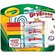 Crayola Dry Erase Broadline Markers