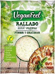 VeganFeel Queso Rallado Vegano , 1 x 150 g