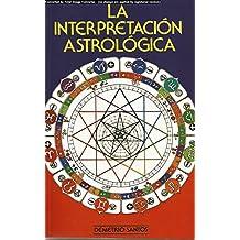 La interpretación astrológica