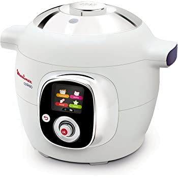Amazon.de: Moulinex Cookeo Küchenmaschine (6 L, 1200 W, spanische ...