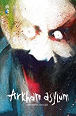 Batman Arkham Asylum de Grant Morrison