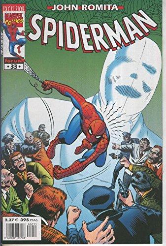 Spiderman de John Romita numero 33