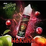 Hakuna (50ml) Plus e Liquid by Twelve Monkeys Nikotinfrei