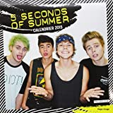 Calendrier mural 5 seconds of Summer 2015