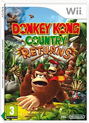 Donkey Kong Country Returns (Wii) by Nintendo
