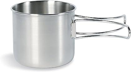 Tatonka Handle Mug - 500ml - Edelstahltasse mit Klappgriff