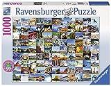 Ravensburger - 197095 - Puzzle 99 Beaux Lieux USA/Canada 1000 Pièces