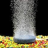 #8: Sellify Hot Air Bubble Disk Stone Aerator Aquarium Fish Tank Pond Pump Hydroponic Oxygen 40mm High quailty
