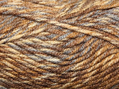 Stylecraft Mosaic Knitting Yarn Super Chunky 3620 Renaissance - per 100 gram ball