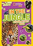 Best Books 4 Year Old Boys - National Geographic Kids in the Jungle Sticker Activity Review