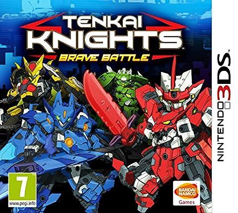 Tenkai Knights: Brave Battle [import