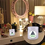 EAONE 2500 Stück Mini Haargummis Transparent für Mädchen mit Frei Box