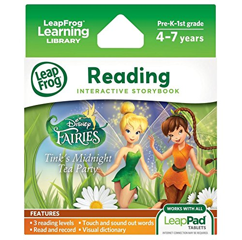 leapfrog-leappad-ultra-ebook-disney-fairies-tinks-midnight-tea-party-uk-import