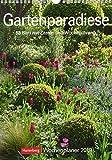 Gartenparadiese - Kalender 2019: Wochenplaner, 53 Blatt mit Zitaten und Wochenchronik Bild